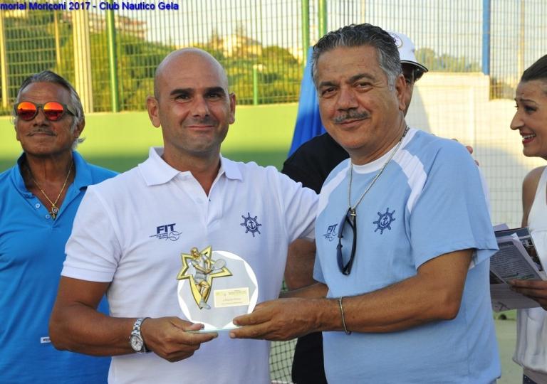 Premiazione Memorial Moriconi 2017